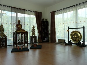 centre de meditation bouddhiste en thailande. Black Bedroom Furniture Sets. Home Design Ideas